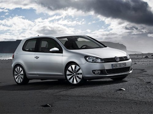 Volkswagen Golf VI. Фото Volkswagen