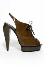Модная обувь весна-лето 2009