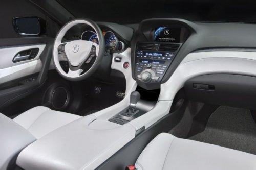 Acura ZDX - новый спортивный кроссовер
