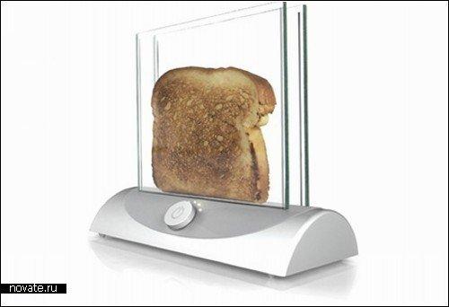 Коллекция самых креативных тостеров