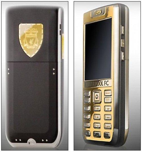 Мобильный телефон Liverpool