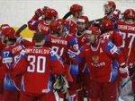 Россия в полуфинале чемпионата мира по хоккею