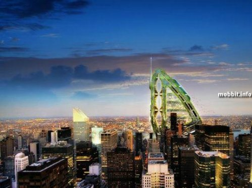 «Крыло дракона» спасет Нью-Йорк от голода