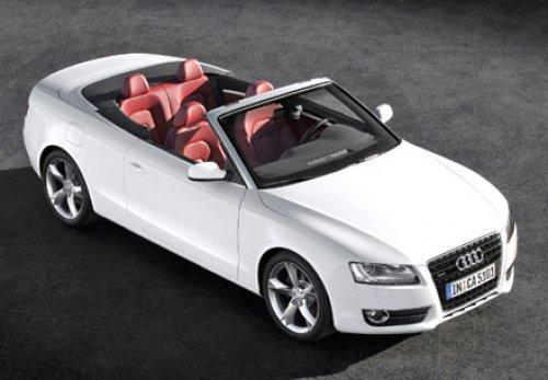 Audi A5 Cabriolet теперь в России