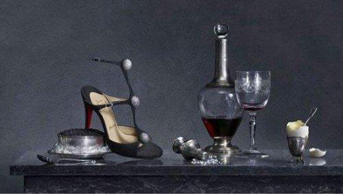 Натюрморты с обувью