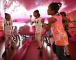 Школа танцев на колесах