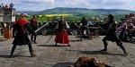 Средневековая атмосфера в чешском замке