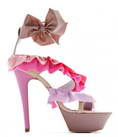 Обувь на весну-лето 2010 года