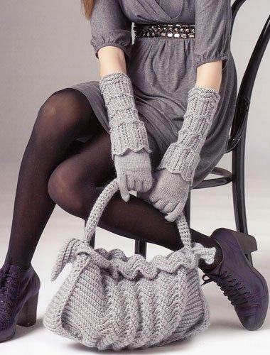 Вязаные и плетеные сумки