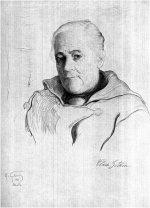 Клара Цеткин (Рисунок художника И. Бродского)