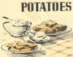 Ресторан с меню времен Второй мировой войны