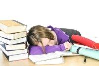 Очень важный школьный сон