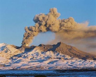 Самые интересные и привлекательные вулканы