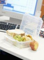 Как правильно питаться на рабочем месте