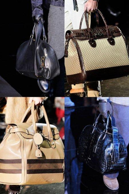 В мире мужских сумок