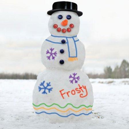 Набор для создания снеговика