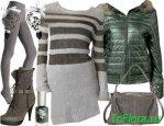 Весенний гардероб: одежда и обувь весна 2011