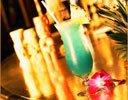 Благотворительный бар с экзотической выпивкой