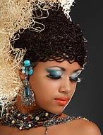 Свадебный макияж модный макияж 2011