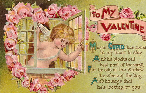 Поздравление на святое валентина на английском